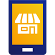 Online marketplaces icon