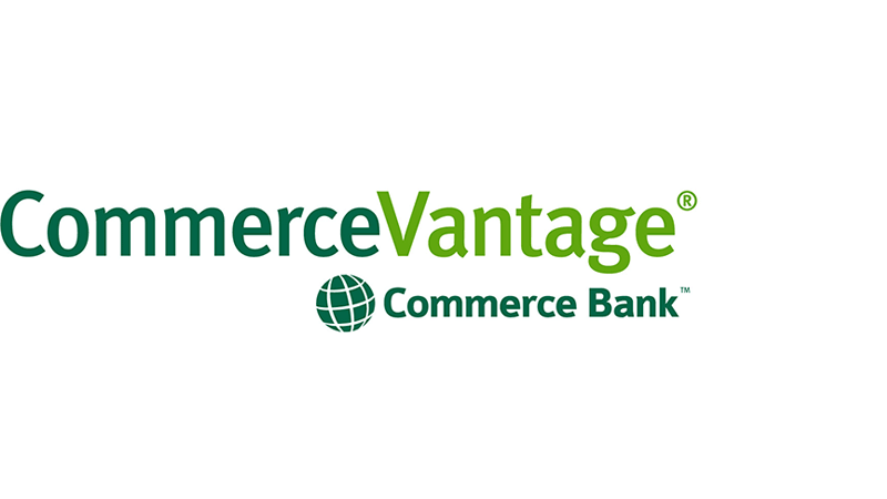 Logotipo del socio Commerce Vantage