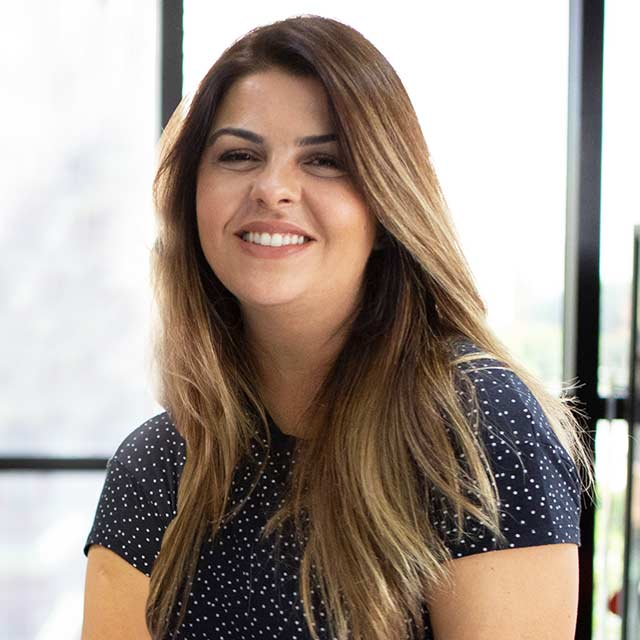 Juliana Almeida, Head of Marketing, UX and Customer Success at Trigg.