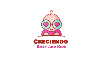 Logo Creciendo Baby and Kids