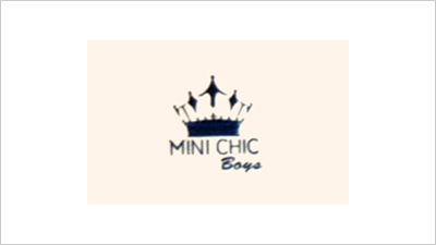 Logo Mini Chic Boys